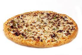 "12"" Steak Pizza"